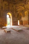 Dadi potis tumba en jardín lodi en delhi — Foto de Stock