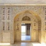Red Fort in Agra, Amar Singh Gate, India, Uttar Pradesh — Stock Photo #14696987