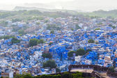 "Jodhpur the ""blue city"" in Rajasthan state in India — Stock Photo"