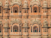 Hawa Mahal, the Palace of Winds in Jaipur, Rajasthan, India. — Stock Photo