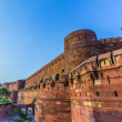 Red Fort in Agra, Amar Singh Gate, India, Uttar Pradesh — Stock Photo #15133883