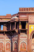 Jahangiri Mahal in Agra Red Fort — Stock fotografie