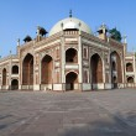 Humayun's Tomb. Delhi, India — Stock Photo #15344999
