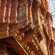 Stock Photo: Beautiful old haveli in Bikaner
