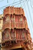 Beautiful old haveli in Bikaner — Stock Photo