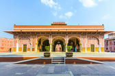 Chandra Mahal in City Palace, Jaipur, India. — Stock Photo