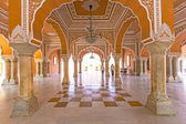 Chandra Mahal palace in Jaipur — Stock Photo