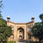 Humayun's Tomb. Delhi, India — Stock Photo #16252791