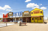 The Historic Seligman depot on Route 66 — Stock Photo