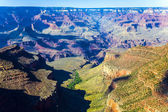 View to the Grand Canyon from Grand Canyon Village — Stock Photo