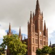 Marktkirche in Wiesbaden,Germany — Stock fotografie