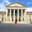 Famous casino in Wiesbaden — Stock Photo