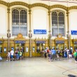 Buy tickest in famous West Train Station — Stock Photo #17415823