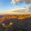 Colorful Sunset at Grand Canyon seen from Mathers Point, South R — Stock Photo #17421031