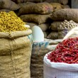Colorful spices in Bangladesh — Stockfoto