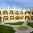 Royalty-Free Stock Photo: Monastery of Jeronimos