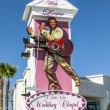 DECEMBER 2004 - Little White Wedding Chapel, Las Vegas, NV - Stock Photo