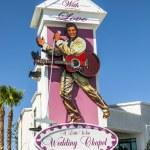 DECEMBER 2004 - Little White Wedding Chapel, Las Vegas, NV — Stock Photo #17866819