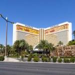 The Mirage Casino Hotel and Resort in Las Vegas — Stock Photo #17872861