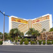 The Mirage Casino Hotel and Resort in Las Vegas  — Stock Photo