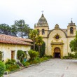 Stock Photo: Carmel Mission
