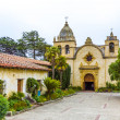 Carmel Mission — Stockfoto #18024153