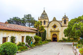 Carmel Mission — Stockfoto