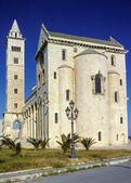 Trani cathedral in Apulia, Italy — Stock Photo
