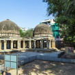Three domed building in Hauz Khas — Stock Photo #18469635