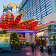 Stock Photo: Flamingo hotel and gambling place on Las Vegas Strip