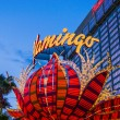 Flamingo hotel and gambling place on the Las Vegas Strip — Stock Photo