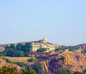 Jaswant thada jodhpur — Stock Photo