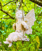 Viejas brujas medievales y cuestiones relacionadas con las supersticiones — Foto de Stock