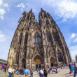 Beautiful dome in cologne — Stock Photo #18823313