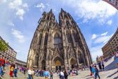 Beautiful dome in cologne — Foto Stock