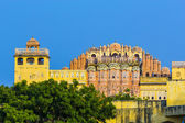 Hawa Mahal in late afternoon light — Stock Photo