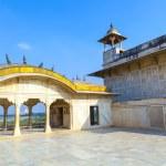 Red Fort in Agra, Amar Singh Gate, India, Uttar Pradesh — Stock Photo