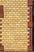旧墙体砖 — 图库照片
