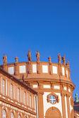 El Palacio de wiesbaden biebrich, Alemania — Foto de Stock
