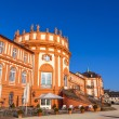 Stock Photo: Palace of Wiesbaden Biebrich, Germany