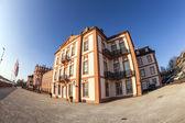 Beroemde biebrich kasteel — Foto de Stock