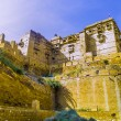 Jaisalmer fort in Rajasthan, India — Stok fotoğraf