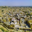 Aerial view of Jaisalmer City, Rajasthan, India — Stock Photo #19987355