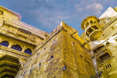 Jaisalmer fort v rajasthan, indie — Stock fotografie