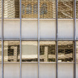 Facade of office building — ストック写真
