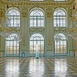 Inside in nymphenburg castle, munich — Stock Photo