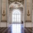Inside in nymphenburg castle, munich - Stock Photo