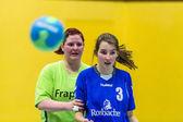 Handball Match Ladies TS against VFL Goldstein 2 — Stock Photo