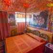 Стоковое фото: Rooms inside Heritage Mandawhotel