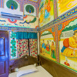 Rooms inside the Heritage Mandawa hotel — Stock fotografie
